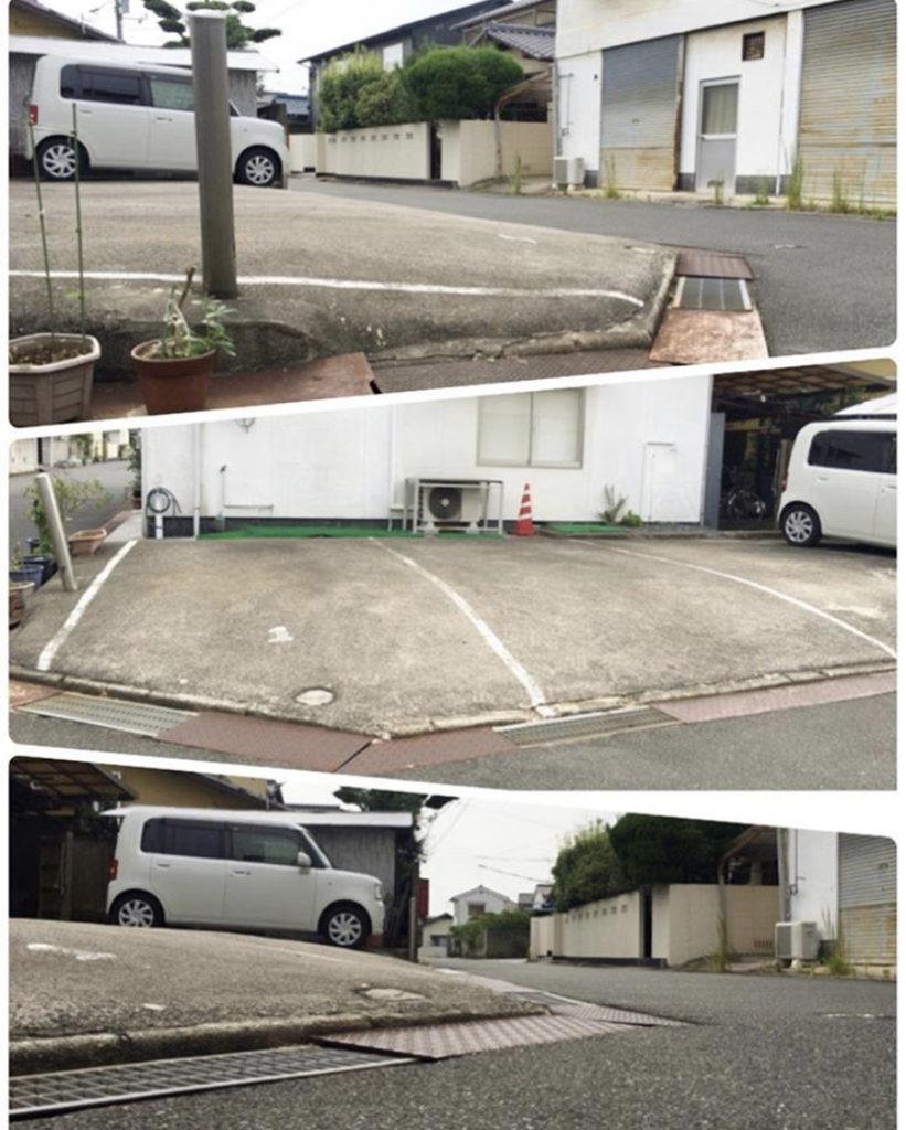 ごほう美サロンレスト 駐車場