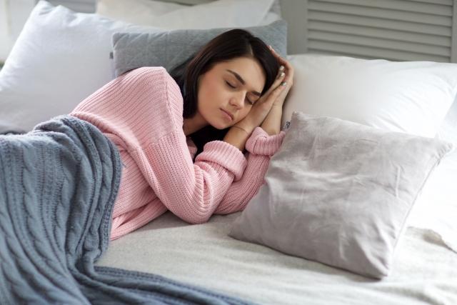 良い睡眠に失眠