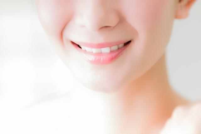 歯並びが綺麗