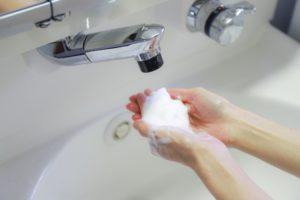 感染予防 手洗い
