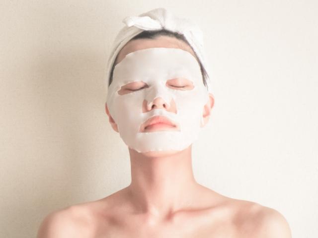 フェイスマスク パック 乾燥対策