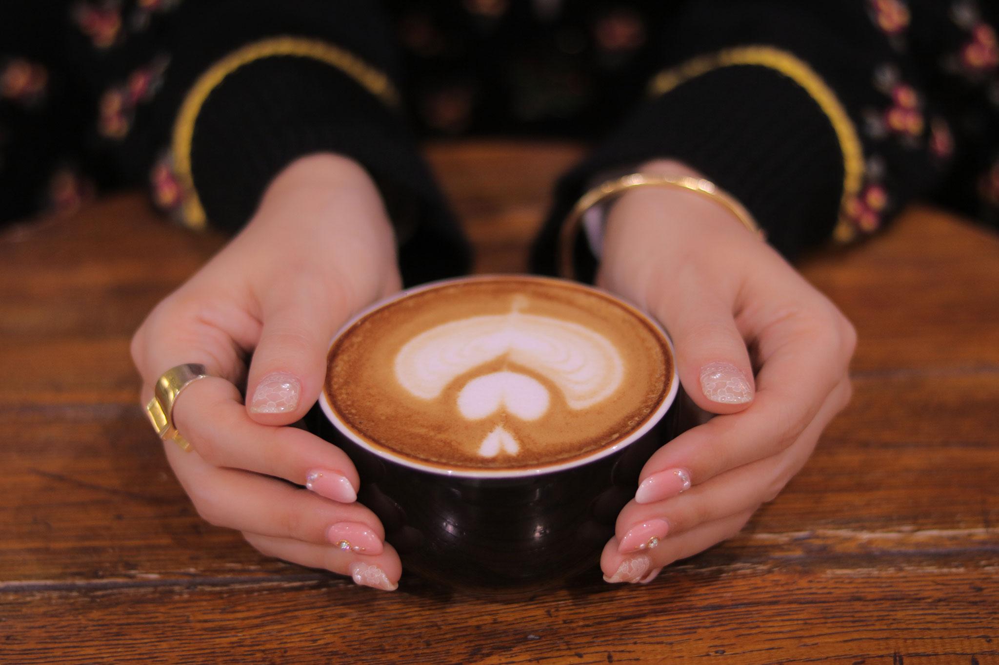 cafe 秋のぽかぽか活動月間
